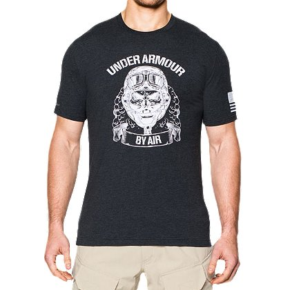 Under Armour Freedom By Air Short Sleeve T-Shirt