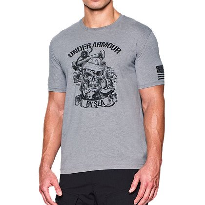 Under Armour Freedom By Sea Short Sleeve T-Shirt