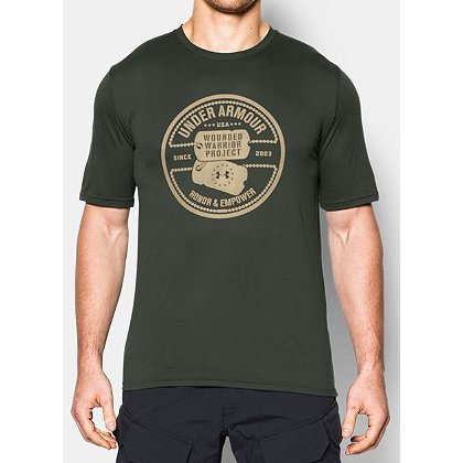 Under Armour WWP Dog Tag Short Sleeve T-Shirt