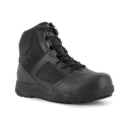 "Under Armour Men's 7"" Tac Zip 2.0 Protect Boots"