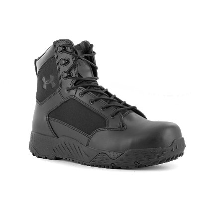 "Under Armour Women's 8"" Stellar Tac Protect Boots, Black"