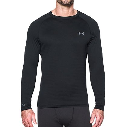 Under Armour Base 1.0 Long-Sleeve Crew