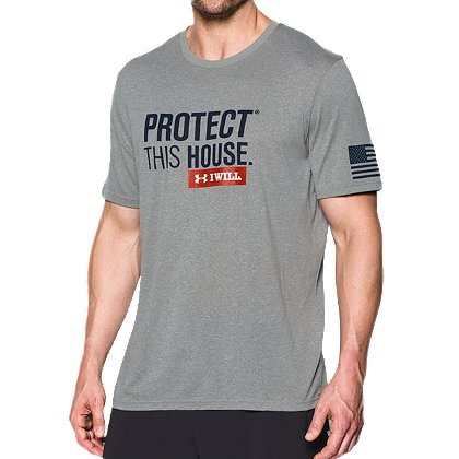 Under Armour Protect This House Tech Tee