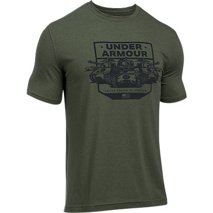 981b36a8 Under Armour Freedom by Land Tee