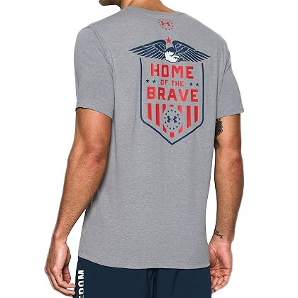 Under Armour Home of the Brave Tee