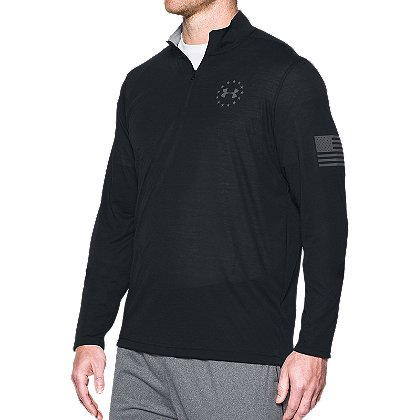 Under Armour Freedom Threadborne 1/4 Zip