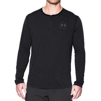 Under Armour Freedom Threadborne Henley