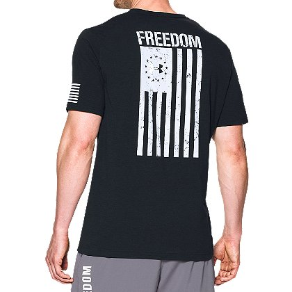 Under Armour Freedom Flag Short Sleeve Tee
