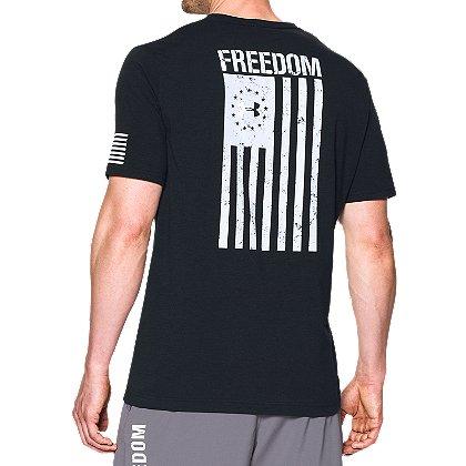 Under Armour Freedom Flag Short Sleeve Tee