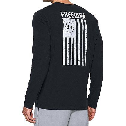Under Armour Freedom Flag Long Sleeve Tee