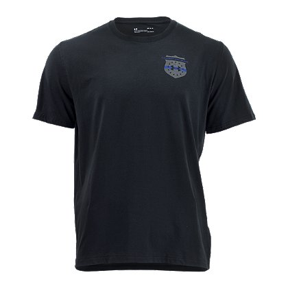 Under Armour Thin Blue Line 2.0 Tee