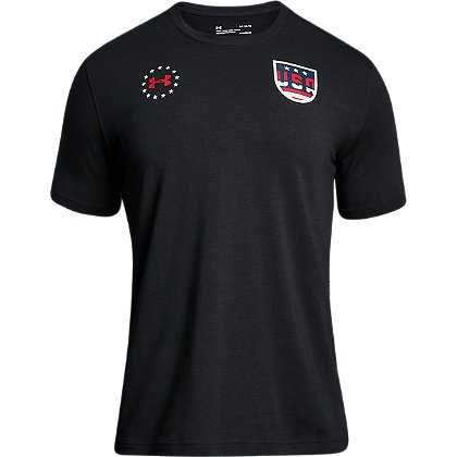 Under Armour Freedom Team USA Short-Sleeve Tee
