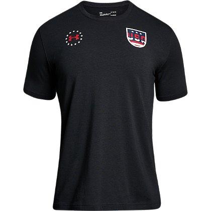 d8d1a3e1c5 Under Armour Freedom Team USA Short-Sleeve Tee