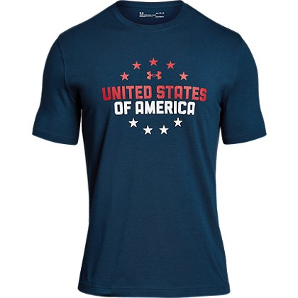 Under Armour Freedom One Nation Short Sleeve Tee