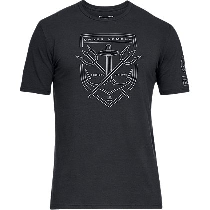 Under Armour TAC Tactical Division Short-Sleeve Tee