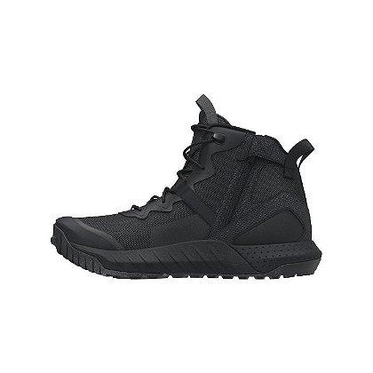 Under Armour Men's MICRO G Mid Valsetz Lightweight Side Zip Athletic Tactical Boot