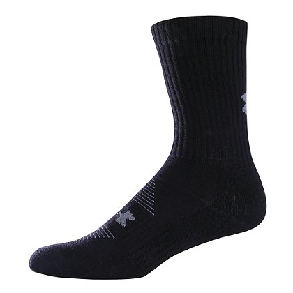 Under Armour Charged Cotton Crew Sock 6-Pack