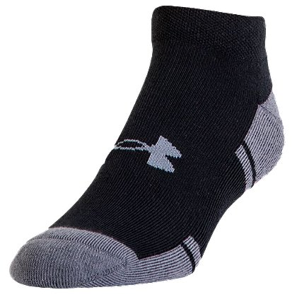 Under Armour Resistor 3.0 Low Cut Sock 6 pk