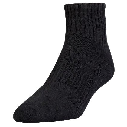 Under Armour Charged Cotton® 2.0 Quarter Length Socks, 6-pk