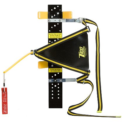 Zico 1054 Load & Lock Walkaway Bracket with EZ-Out Strap with Strap No Footplate