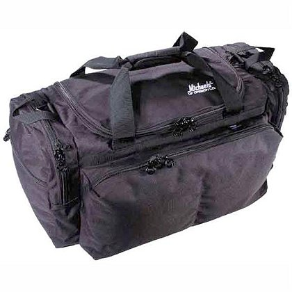 Uncle Mike's Nylon Field Bag, Black