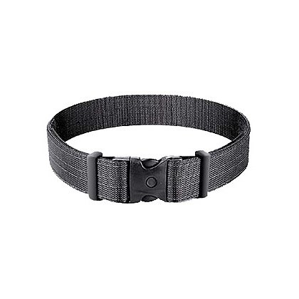 Uncle Mike's Deluxe Duty Belt, Black Nylon Web