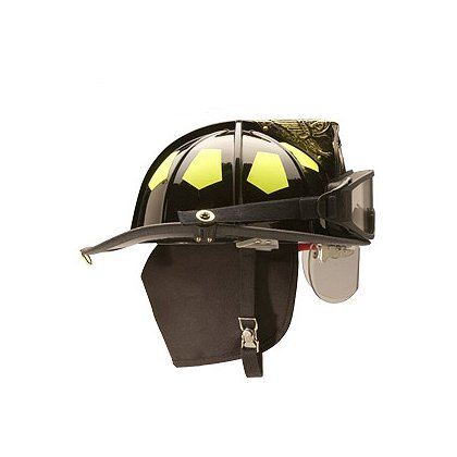 Bullard Traditional Fire Helmet Gloss Finish
