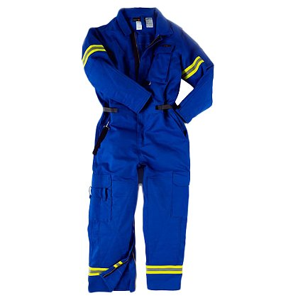 Neese Flame Resistant Extrication Coveralls, 4.5 oz. Nomex.