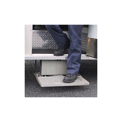 "Zico  Quic Step Retractable Drop Down Step, 10.5"" drop 12Volt"