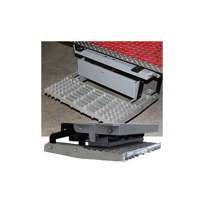 Zico  Quic-Step Drop-Down Retractable Vehicle Step