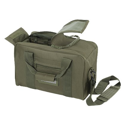 Voodoo Tactical: Two-in-One Full Size Range Bag