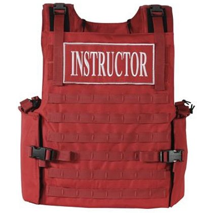Voodoo Tactical Instructor Armor Carrier Vest