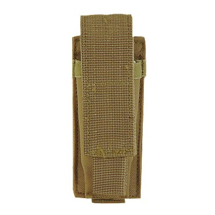 Voodoo Tactical Pistol Mag Pouch, Single