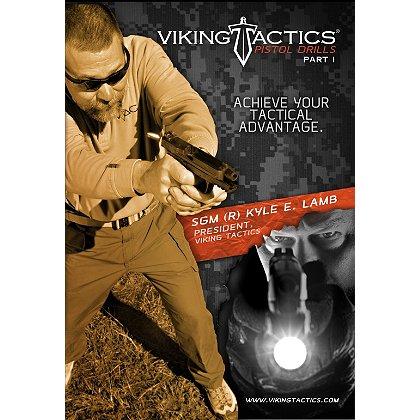 Viking Tactics Pistol Drills Part I DVD