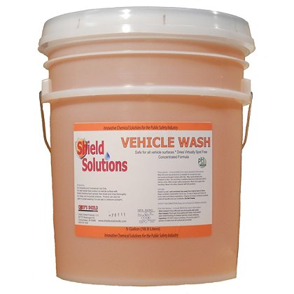 Shield Solutions Vehicle Wash