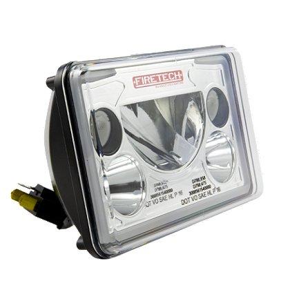 Fire Tech 4x6 Factory Headlight Kit