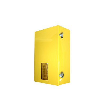 Zico 5005 Quic-Access SCBA Steel Wall Cabinet
