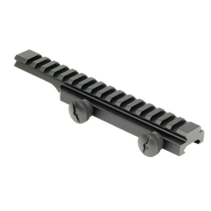 Weaver Thumbnut Flat Top Riser Rail AR-15 or M16