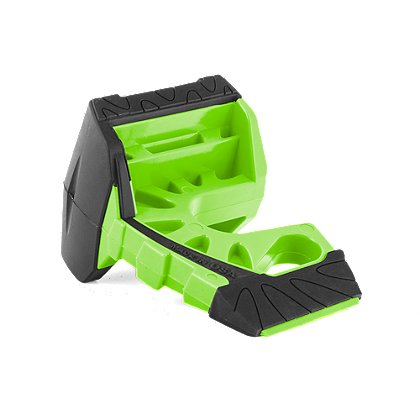 Wedge-It The Ultimate Door Stop 12 Pack MIXED COLORS!