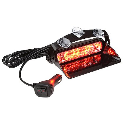 Whelen Avenger II Super-LED Solo Dash Lights
