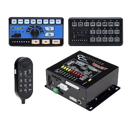 Whelen CenCom Sapphire, Remote Siren & Control