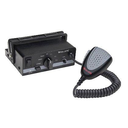 Whelen  Epsilon Full Function Siren w/ Diagnotix 100W w/ Microphone
