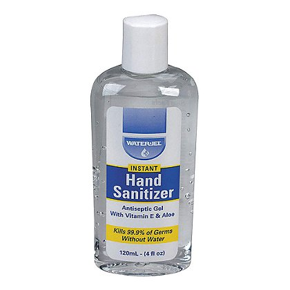 Water-Jel Flip Top Hand Sanitizer