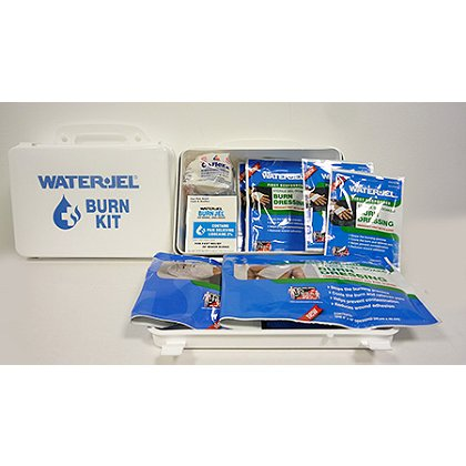 Water-Jel Industrial/Welding Hard Case Burn Kit