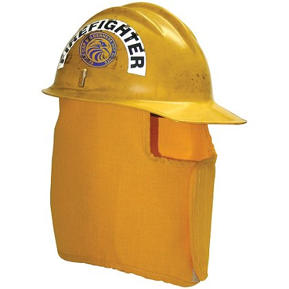 CrewBoss  Ear Neck & Face Protector, Full Unlined, fits Bullard & Morning Pride Helmets