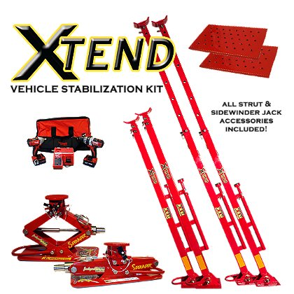 JYD Industries XTEND Stabilizing Kit #1