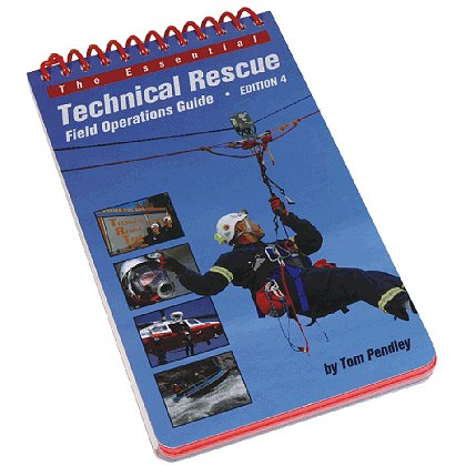 Yates Gear Technical Rescue Field Guide
