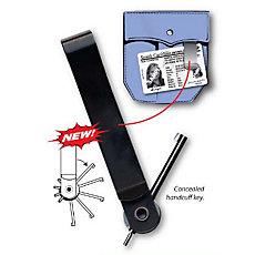 Zak Tool Tactical Pocket Clip W Handcuff Key