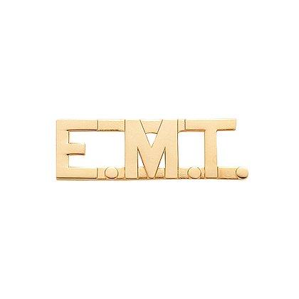 Smith & Warren Collar Pins w/Clutch Back Attachment, E.M.T.