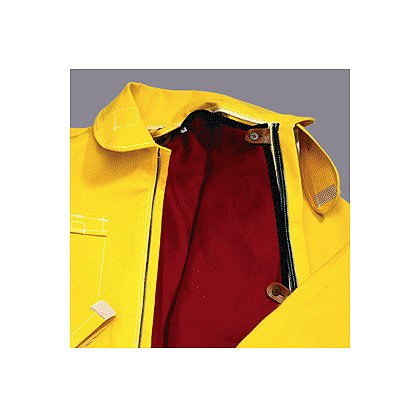 Crew Boss Coat Liner, Indura Ultra Soft FR Cotton, NFPA 1977
